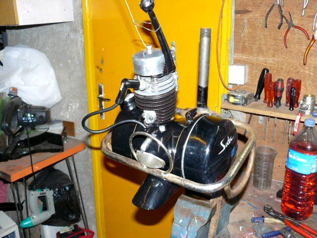 moteur complet solex 2200